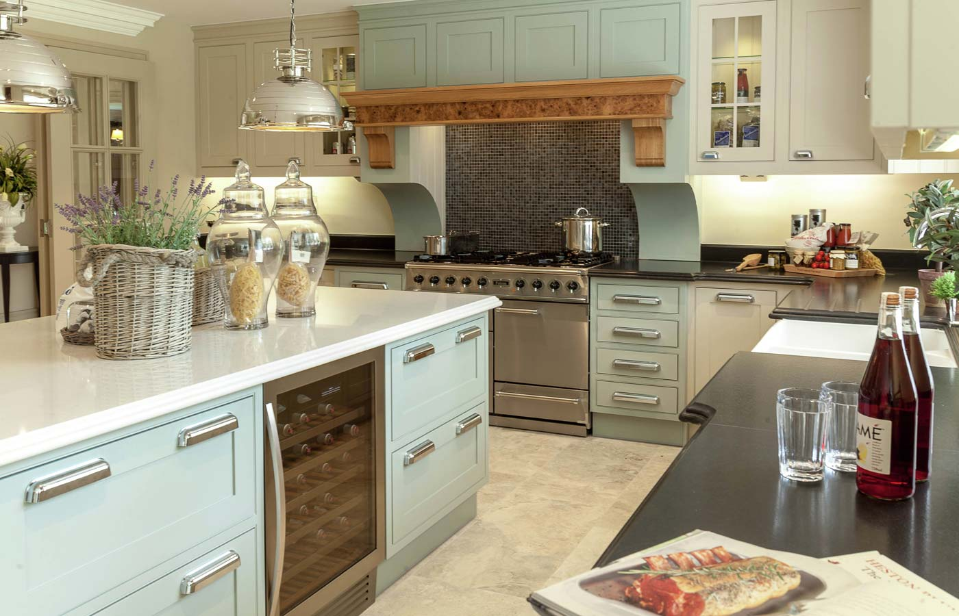 Millgate Homes Kitchens