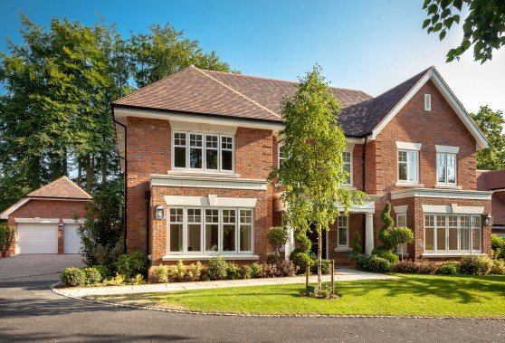 A collection of six luxury 5 bedroom detached homes in the picturesque village of Walton-on-the-Hill, Surrey.  Each of the six refined luxury new homes at Regency Place, Surrey, demonstrates the distinctive quality of design and specification synonymous with the Millgate marque.  Show Home Open 7 days a week 10am - 4pm Contact:01737 819744