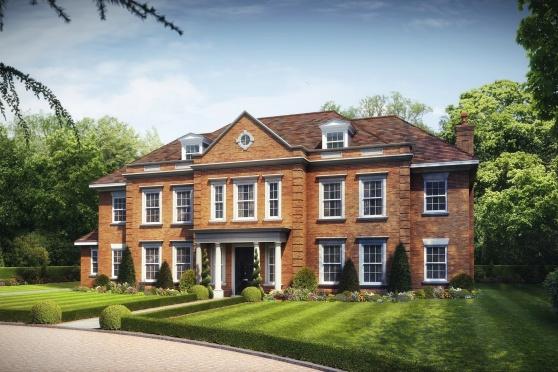 Highbourne 6 Bedroom detached house Status: Not Released