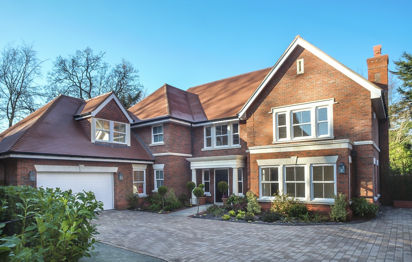 Surrey sales success luxury family homes snapped up in for New homes to build